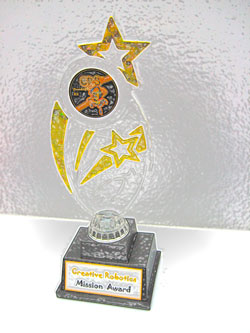 Picture Of Trophy