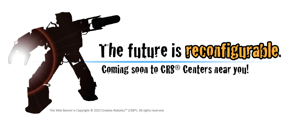 CR8 Panel - The Future Is Reconfigurable